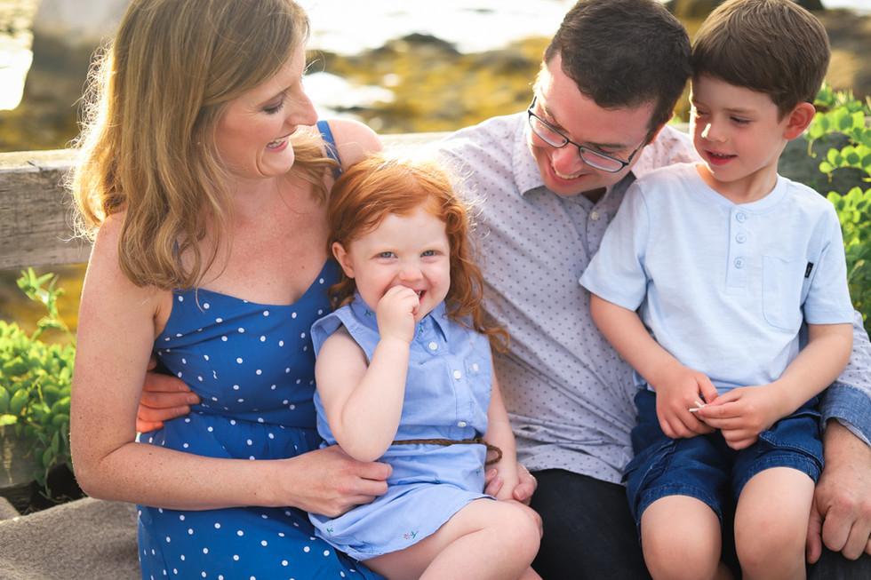 The Oxner Family - A St. Margaret's Bay Family Session