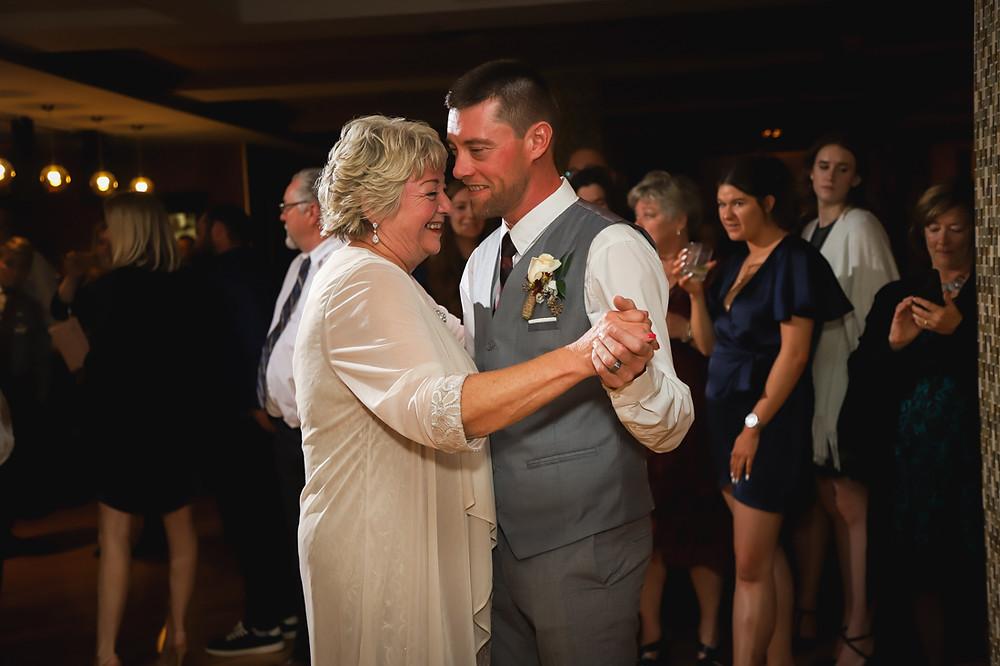 Mother - Son Wedding Dance