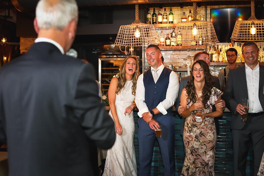 Halifax Downtown Wedding - Shuck Restaurant