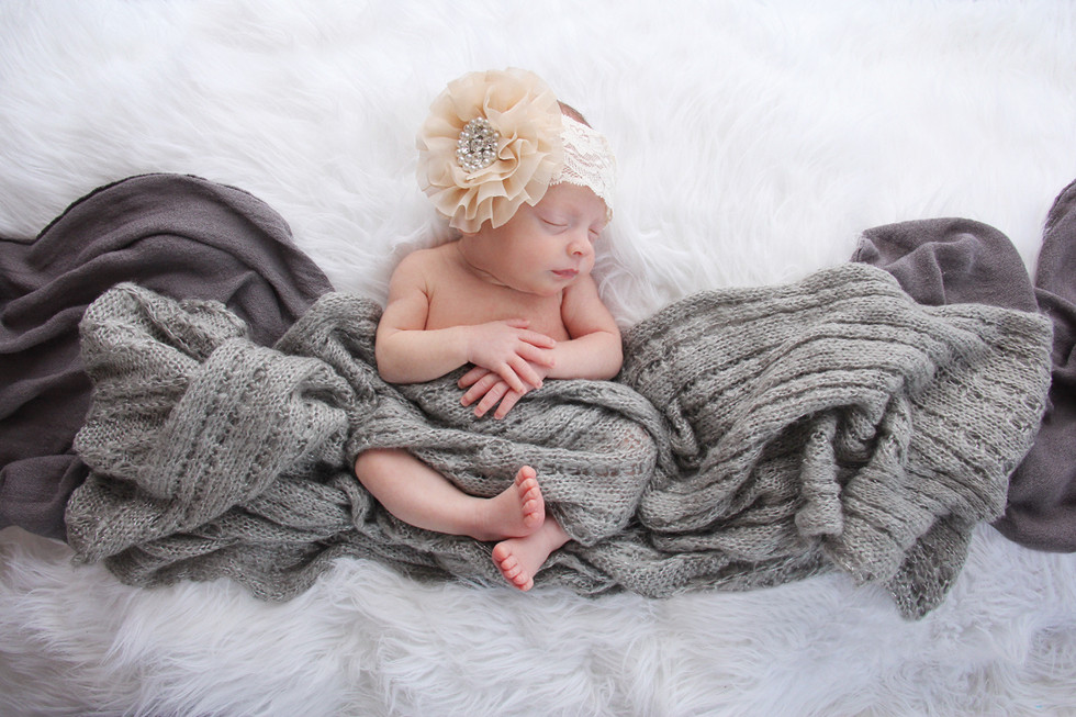 Sweet Adelynn - Halifax Newborn Photographer