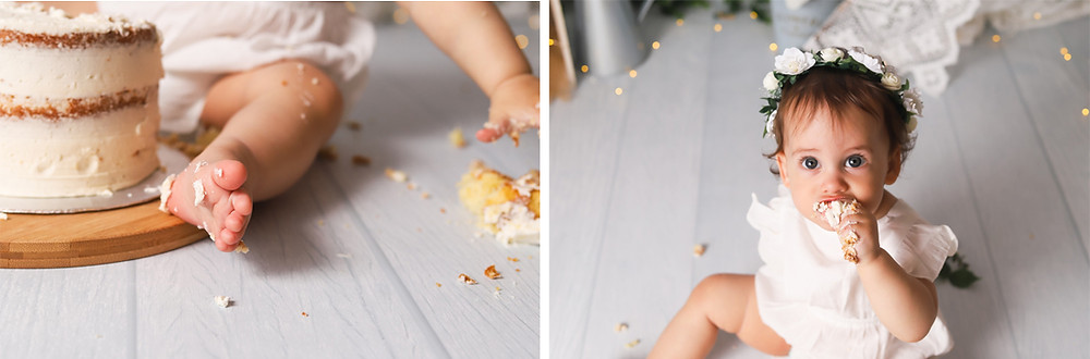 Cake Smash Photo Shoot NS