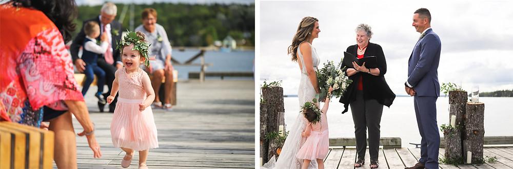 Sail Club Wedding - St. Margaret's Bay Photograp