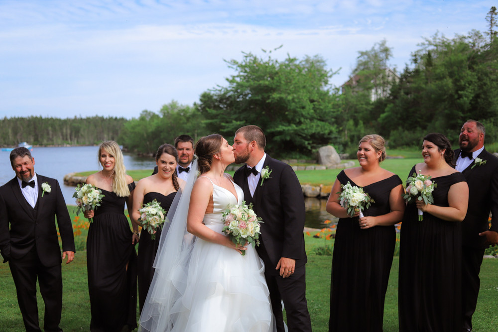 Bridal Party Photography Halifax