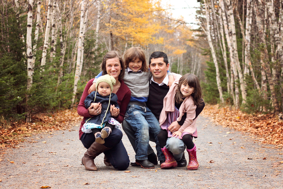 The Yips - A Bluff Trail Family Session - Halifax Family Photographer