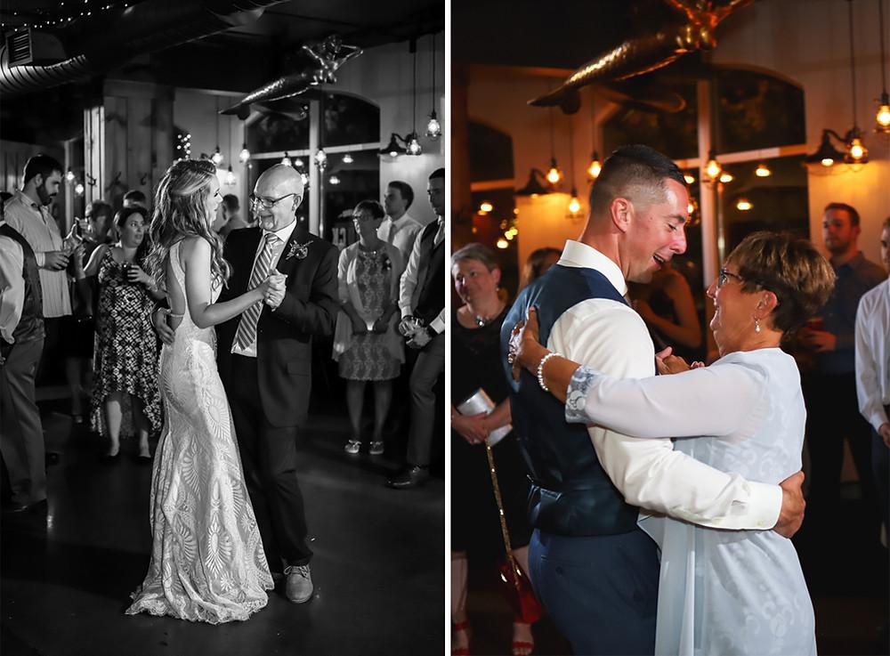 Wedding at Shuck Restaurant Halifax