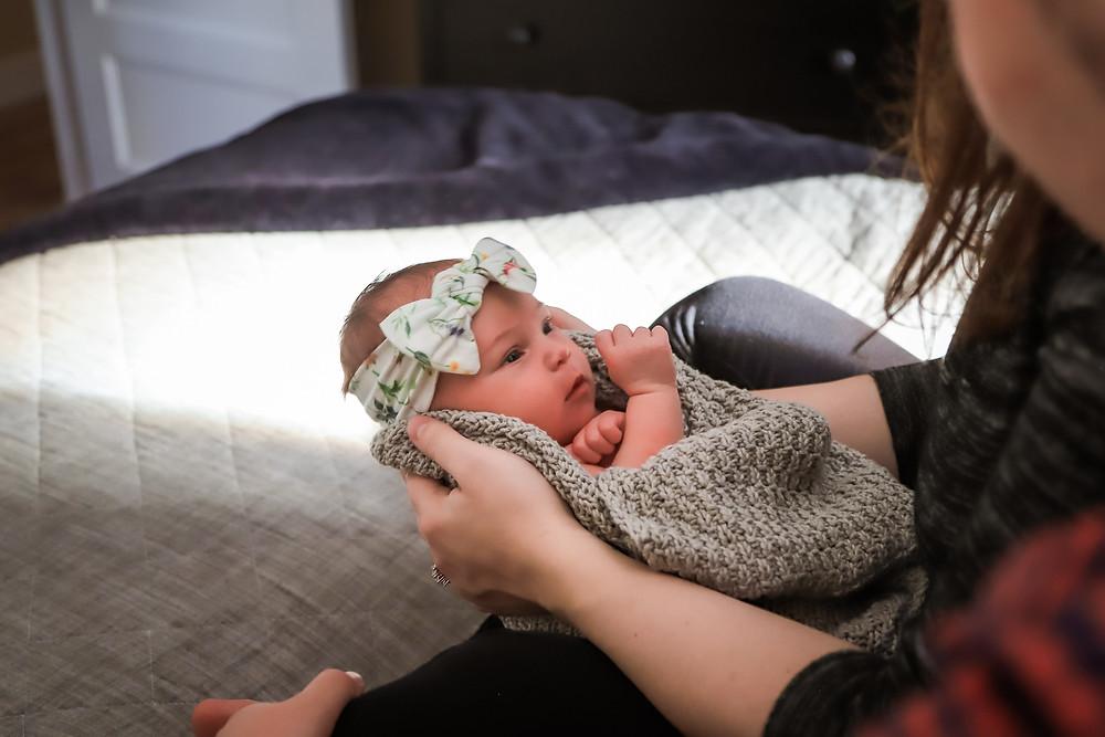Halifax In-Home Newborn Photographer
