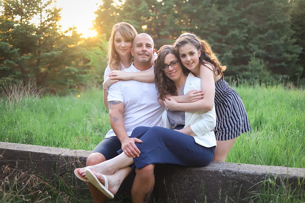 St. Margaret's Bay Family Photo session