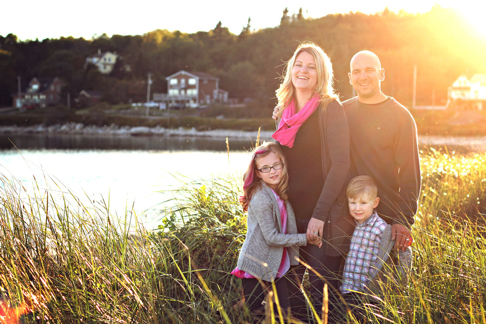 The Seymours ~ Halifax Family Photographer