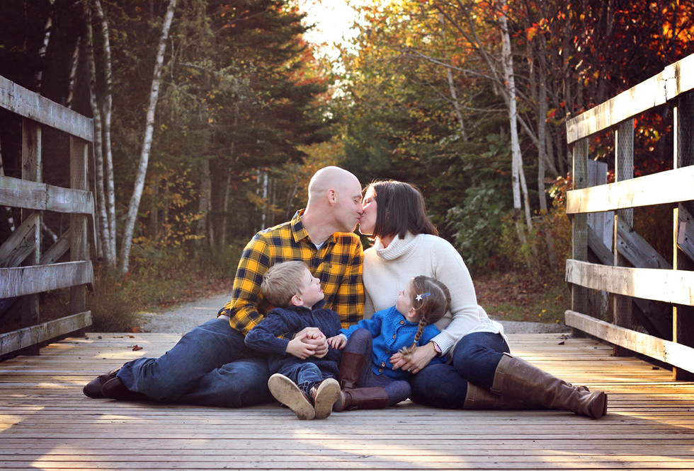 The Walkers - Halifax Family Photographer