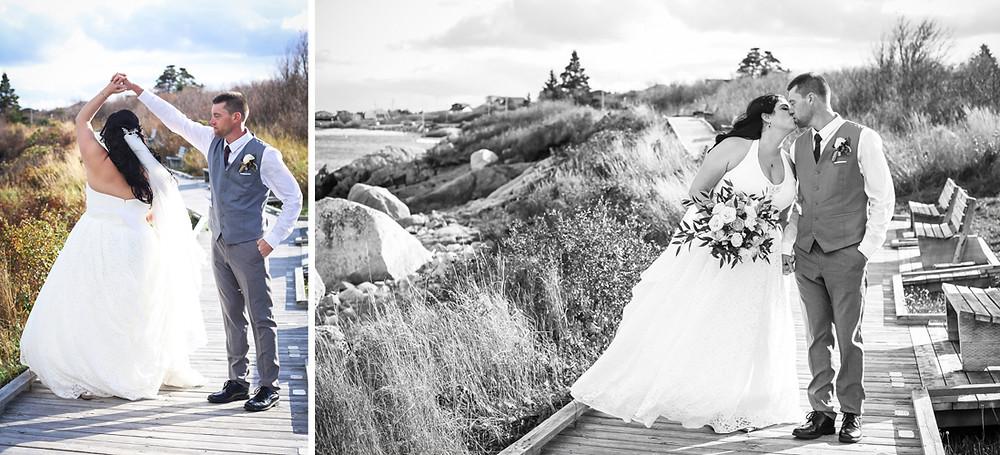 Wedding Photos - SS Atlantic Heritage Park