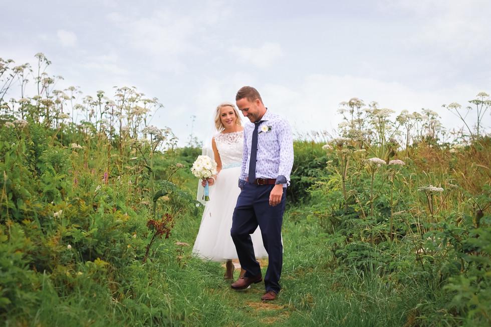 Jenn & Justin - A Hackett's Cove Love Story!