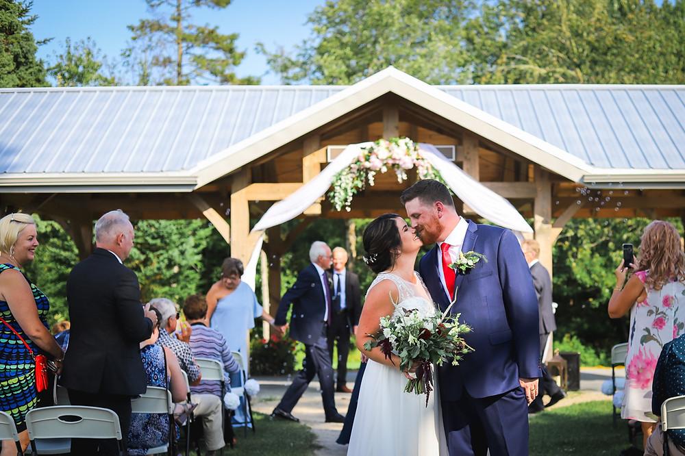 Hubbards Barn Wedding Photographer