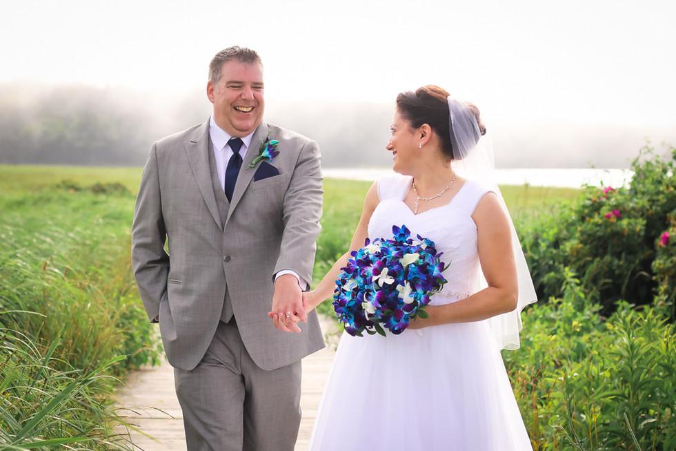 Susan & Richard - A Shearwater Wedding