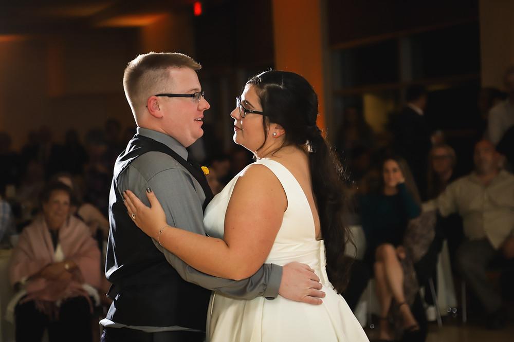 Halifax Wedding Photographer - First Dance