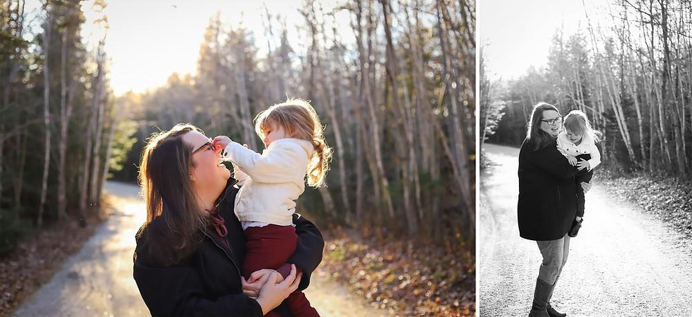 Rails To Trails Fox Hollow Family Photos