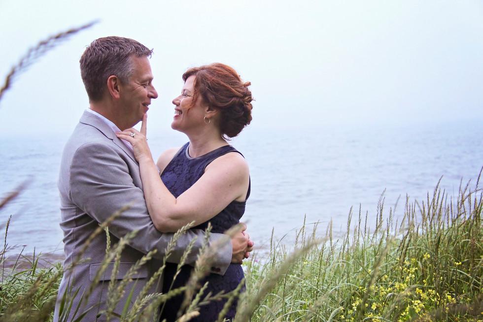 Erica & Hal ~ An Oceanstone Elopement