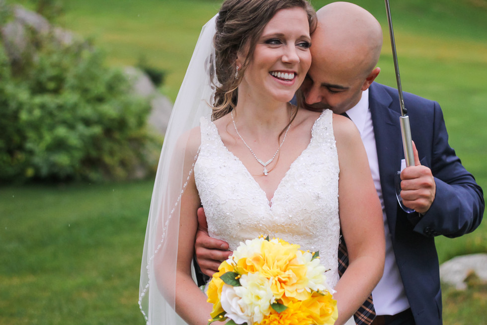 Amanda & Adam - A Brunello Links Golf Course Wedding