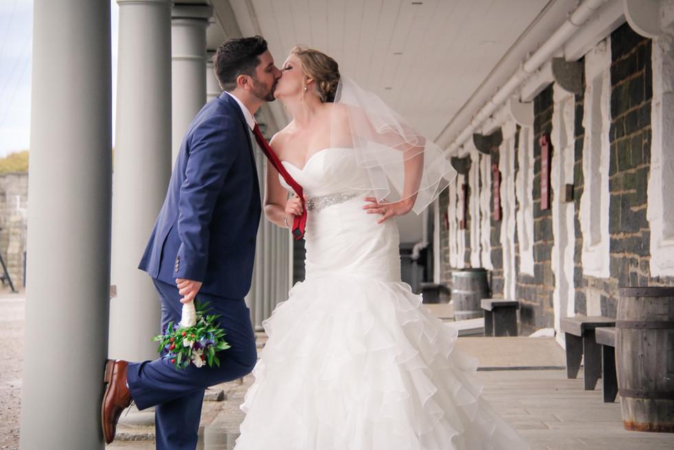 Kim & Julien - A Citadel Hill Wedding