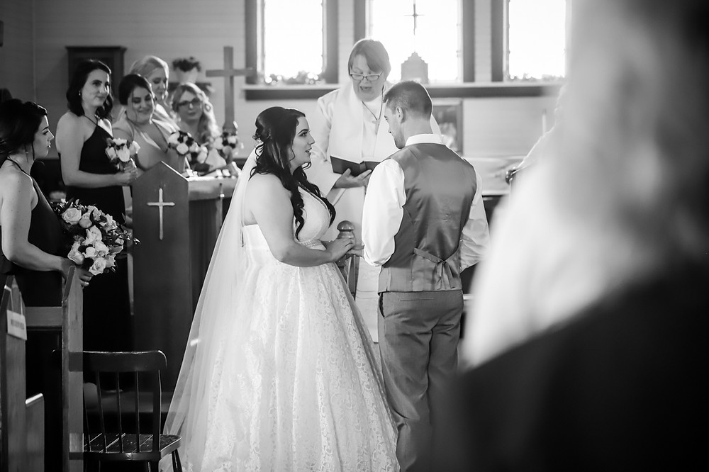 Halifax Wedding Photography - St. Paul's Church Terence Bay NS