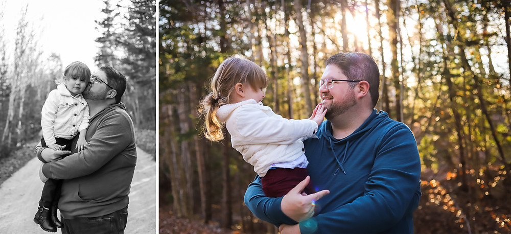 Daddy and Daughter Photos
