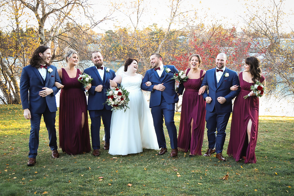 Bridal Party Photos Halifax Photographer