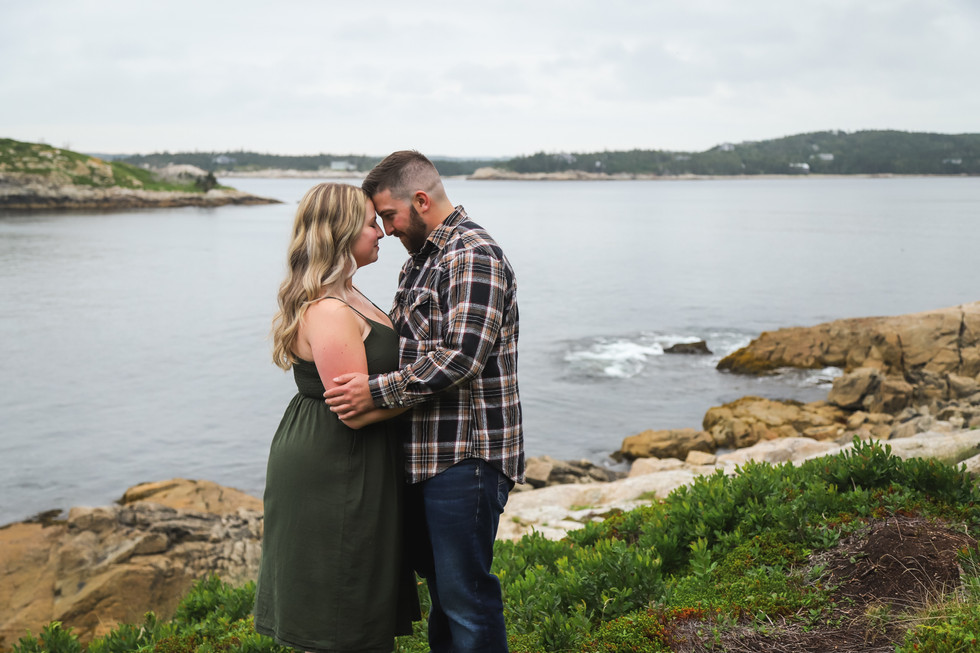 Kelsey + Bryan - A High Head Trail Engagement Session