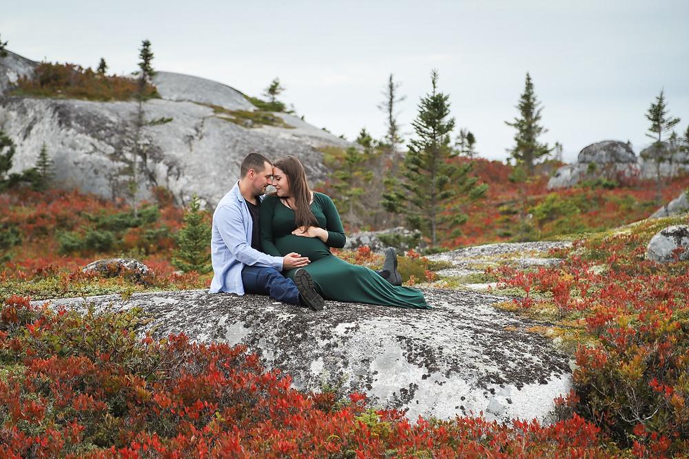 Halifax Maternity Photos