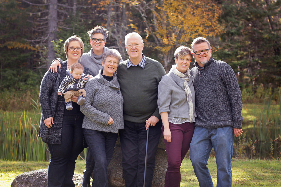 The Murray Family