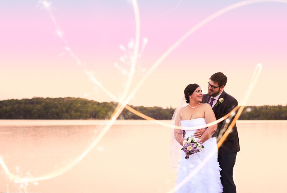 Kimberlea & Guillaume - Halifax Wedding Photographer