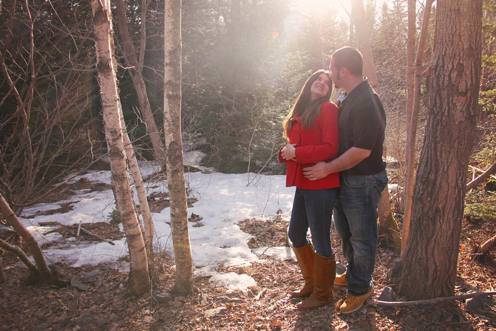 Brittney & Phil ~ Halifax Engagement Photographer