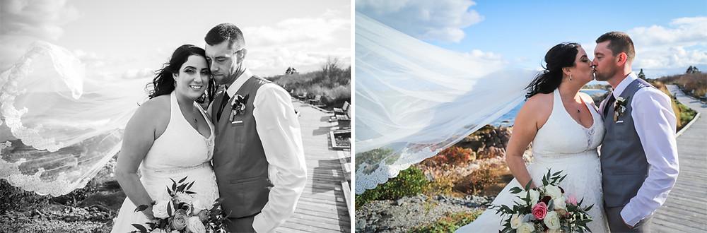 SS Atlantic Heritage Park Wedding Photos