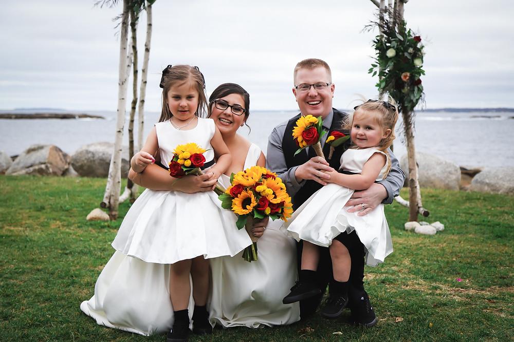 Wedding at Oceanstone Resort