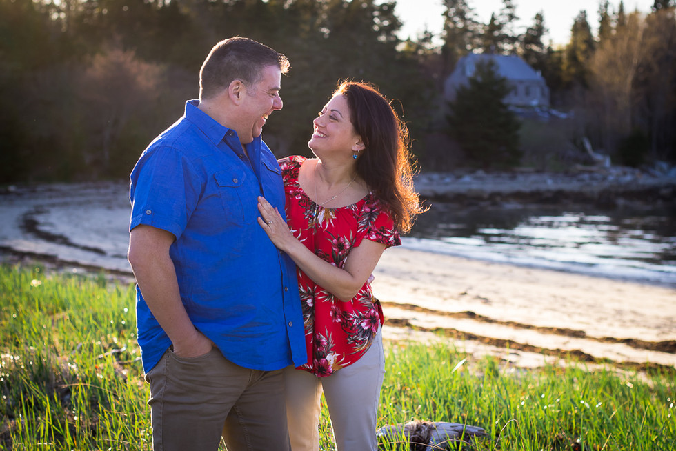 Richard & Susan - A Micou's Island Engagement Session