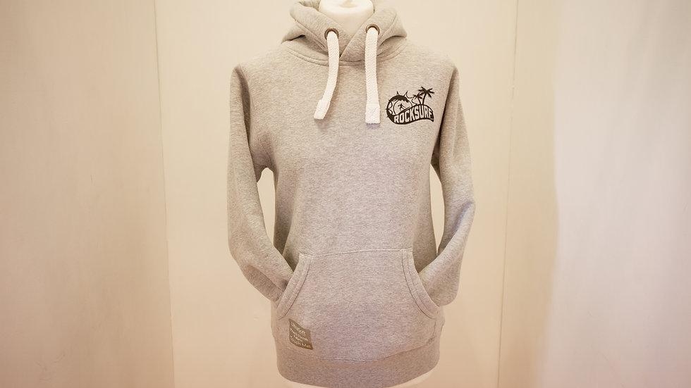 RockSurf Premium Hoodie- Grey