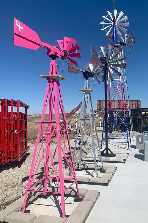 Breezy Mills Windmills