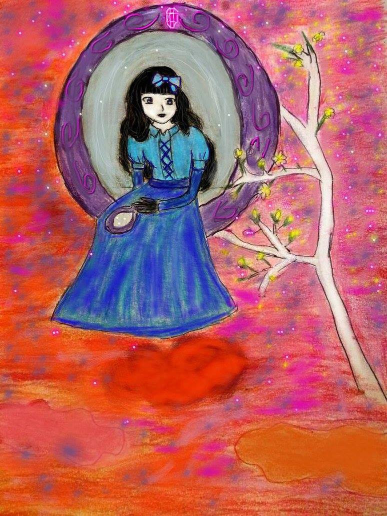 Art by Kaylyn Herdman, 2015
