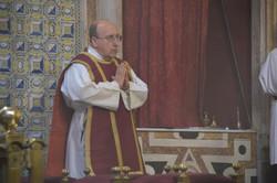 Alphonse Borrás, Vicario Gral. Lieja
