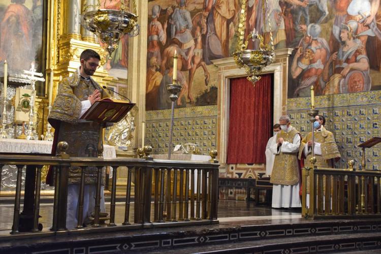 Misa conventual en la Octava del Corpus