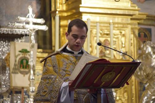 Ignacio Martín Peinado, colegial