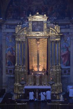 Adoración Cruz germánica