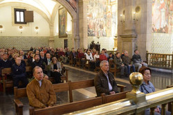 Iglesia en Domingo de Ramos