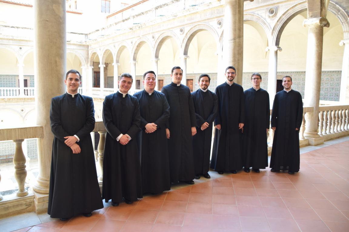 Seminaristas del Patriarca