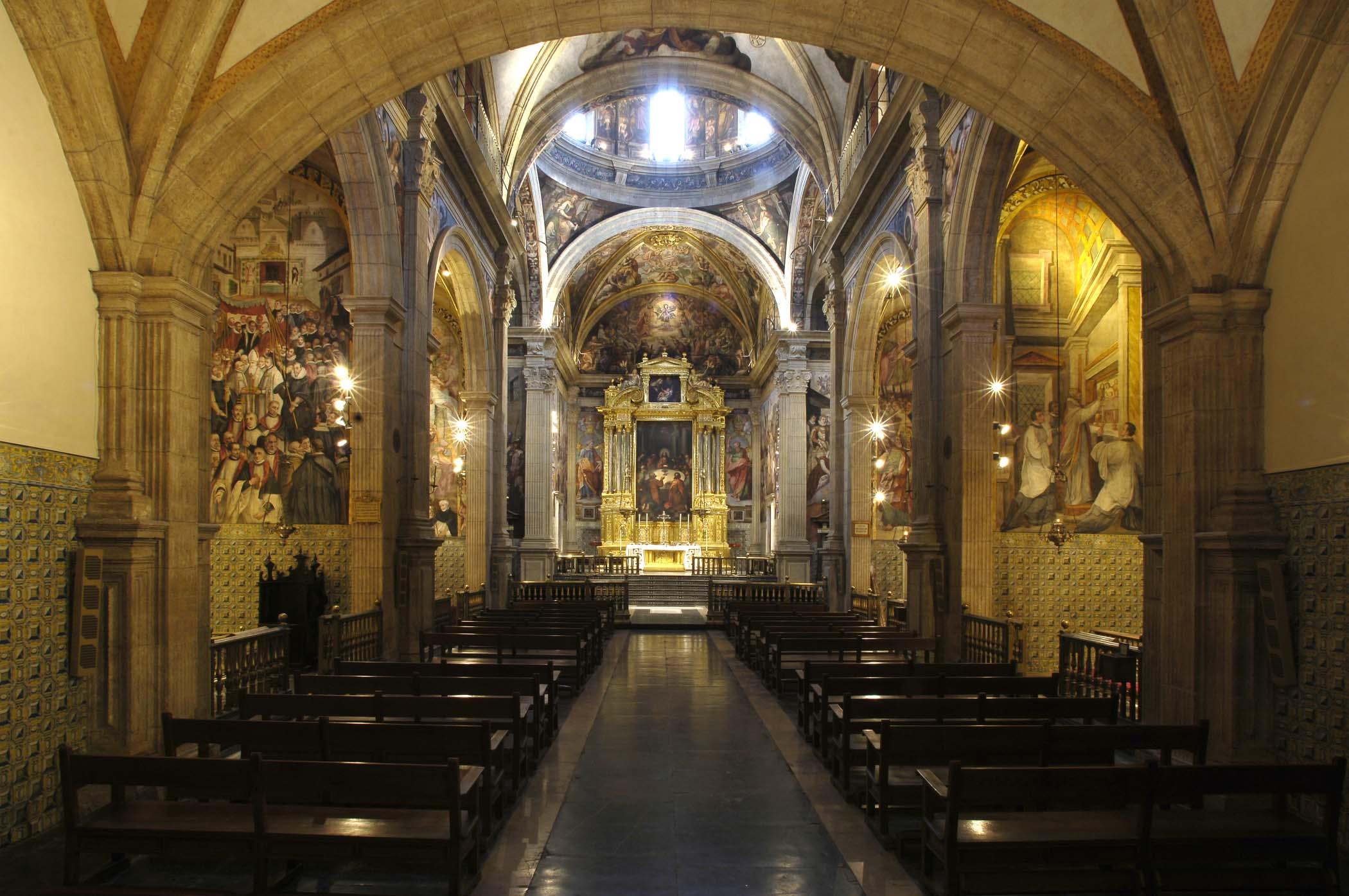 Iglesia de El Patriarca