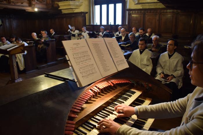 Otra imagen del órgano