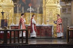Eucaristía por San Mauro
