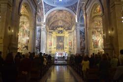 Eucaristía de Domingo de Ramos