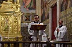 Eucaristía de Martes Santo