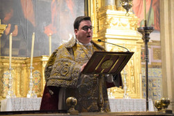 Triduo 3 Misa conventual Carlos Camallon