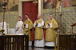Octava de Corpus en El Patriarca