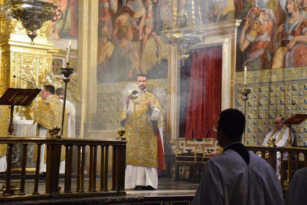 Eucaristía de Octava de Corpus